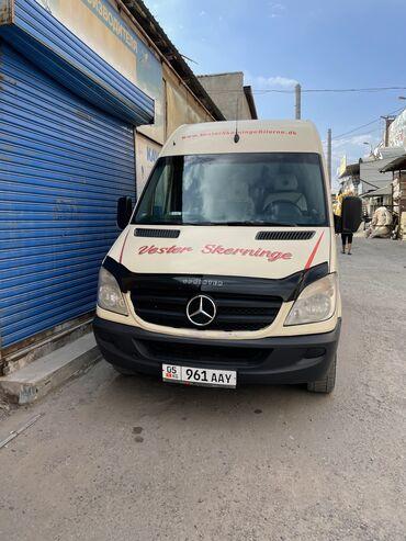продам авто в рассрочку in Кыргызстан | MERCEDES-BENZ: Mercedes-Benz Sprinter Classic 2.2 л. 2007 | 322000 км