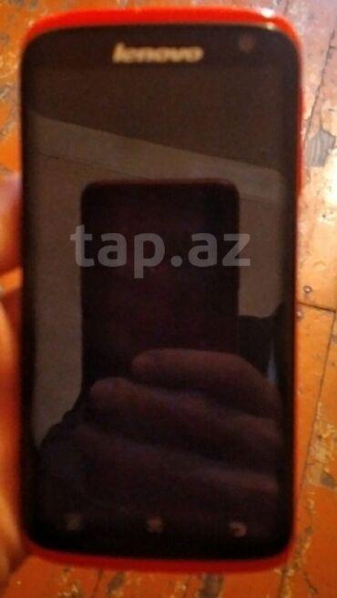 10177 elan | MOBIL TELEFON VƏ AKSESUARLAR: Lenovo S820 | 4 GB | Qırmızı | Sensor
