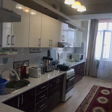 Продажа квартир - 9 - Бишкек: Продается квартира: Элитка, Магистраль, 3 комнаты, 111 кв. м