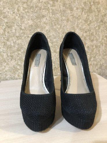 bershka размер в Кыргызстан: Женские туфли 36