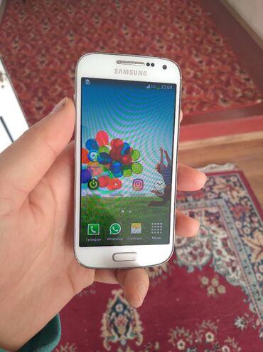 Б/у Samsung Galaxy S4 Mini Plus 8 ГБ Белый