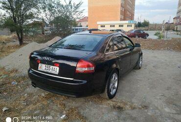 audi-a6-3-tdi в Кыргызстан: Audi A6 3 л. 2003