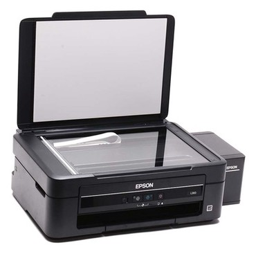 МФУ струйное Epson L360 (A4, printer, scanner, copier, в Бишкек