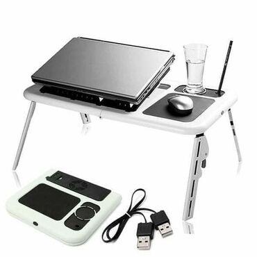 Elektronika - Sombor: Sto za laptop (e-table) sa dva kuleraSamo 2.600 dinara.Porucite odmah