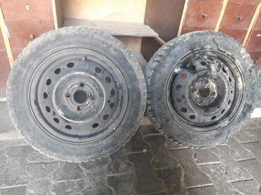 daewoo korando в Кыргызстан: Продаю диски 14 размера на нексия в отличном состояние резины одна р