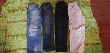 Decije pantalone,uzrast 5-6 god. cena je po komadu - Pozarevac