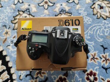Продаю D610Профессиональный фотоаппарат Nikon D610состояние идеальное