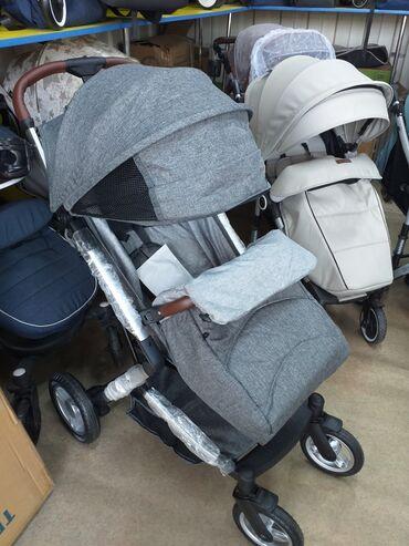 Детский мир - Садовое (ГЭС-3): Коляски чемоданы на больших резиновых колёсах! Зима лето В бишкеке