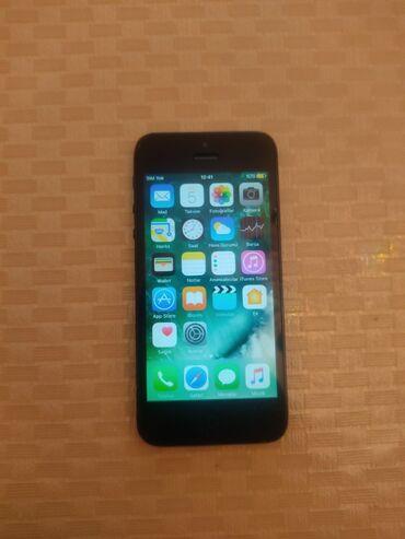 iphone 6 yeni - Azərbaycan: Təmir edilmiş iPhone 5 32 GB Qara