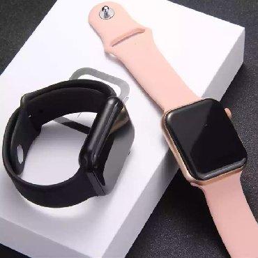 iwatch - Azərbaycan: Yeni Smart Watch w34Iwatch 1:1 kopyasidir. Sadece - 135 aznSim kart