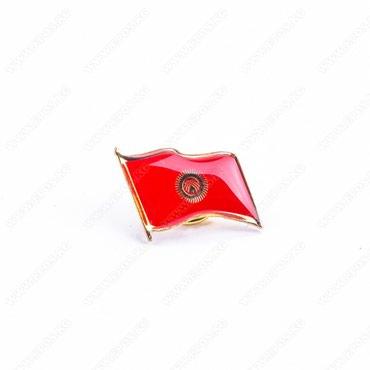 Значок EPOS Нагрудный значок - это символ принадлежности к какому-либо