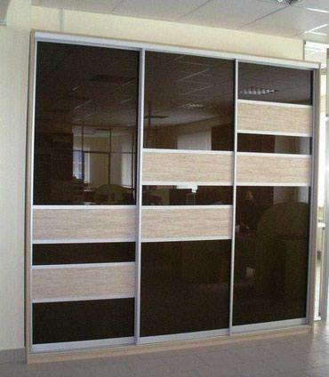 Шкафы купе фабричного производства в Бишкек