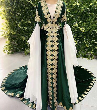 напрокат платья в Кыргызстан: Продаю или же сдаю напрокат национальное платье на кыз узатуу в шикарн
