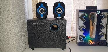 super stilnaja в Кыргызстан: Компьютерная калонка Lenrue c5 SUPER BASS