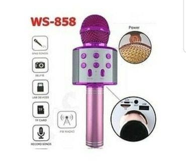 kulub satilir - Azərbaycan: Blutuz karaoke mikrafon her sey desdekleyir her yerde 25 30 a satilir