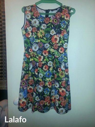 Летнее Платье Турция! Одето один раз! размер 42-44 в Сокулук