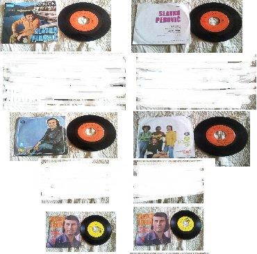 Ploče | Srbija: Singl ploče domaća zabavna 9 komGramofosnke ploče, singl, domaća