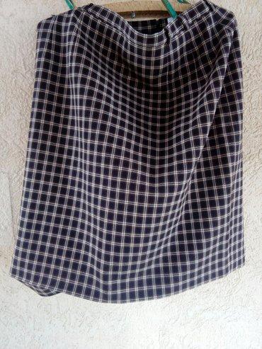 Karirana suknja br 40 - Krusevac