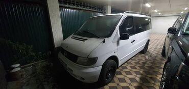 купить диски на ниву r16 бу в Кыргызстан: Mercedes-Benz Vito 2.2 л. 2000 | 189000 км