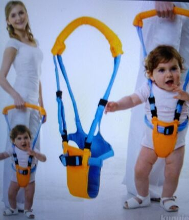 Šetalica kaiševi za prohodavanje beba