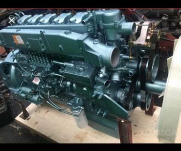 Привозные новые двигатели на Хово и в Бишкек
