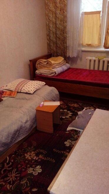 Сниму - Кыргызстан: Сдается с подселением комната работающей девушке,одна уже живет