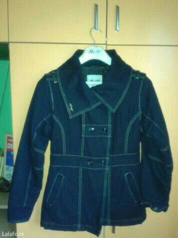 Bros jeans, teget, nalozena jakna za prolece jesen,vel. L,98%pamuk - Valjevo
