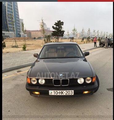 bmw 735 - Azərbaycan: BMW 735 3.5 l. 1988 | 300000 km