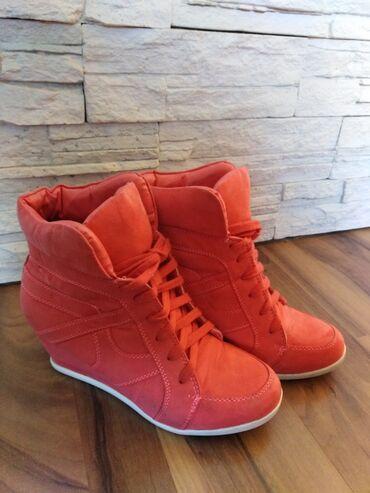 Ženska patike i atletske cipele | Mladenovac: Tally Weijl izuzetno udobne patike, broj 39 sa skrivenom povisenom