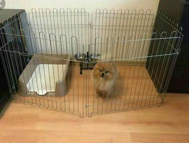 Продаю ВОЛЬЕР для комнатных собак, с дверцой для вашего любимца.Цвет