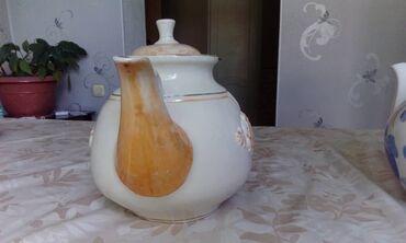 фарфоровая фигурка в Кыргызстан: Советский фарфоровый чайник