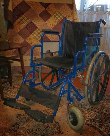 Инвалидные коляски - Кыргызстан: Продаю новую коляску для инвалидов . Стоимость - 8000 сом. Продаю