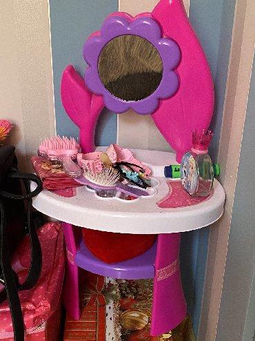 столик с ванночкой в Азербайджан: Детский столик