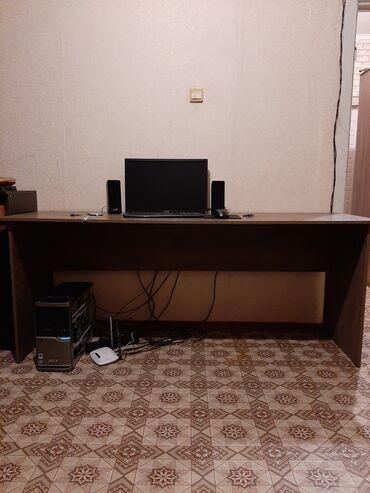 Компьютерный стол длина 190см ширина 60см