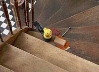 чердачные складные лестницы в Кыргызстан: Реставрация лестниц