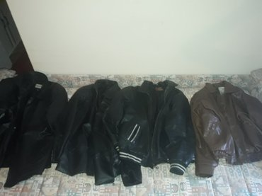 Kožne jakne. Sve jakne 2000, pojedinačno 1000 din - Belgrade