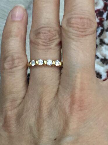 Кольцо с бриллиантами .золото 750 карат 090