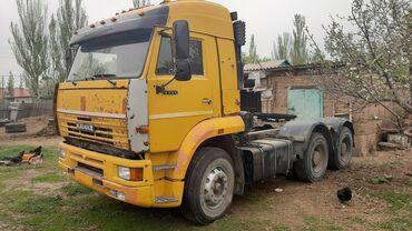 Транспорт - Михайловка: Продам КамАЗ 6460 евро 2 на 360 лошадей кпп зф 16.  Сос.отл.резина акб