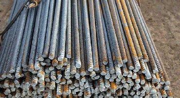 уголки трубы арматура в Кыргызстан: Арматура рифленая 12 А500С