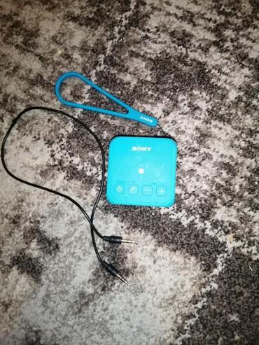 Plave kozne papuce - Srbija: Model SRS-X11B.CE7, Sistem1.0 Snaga10W Povezivanje, Bluetooth