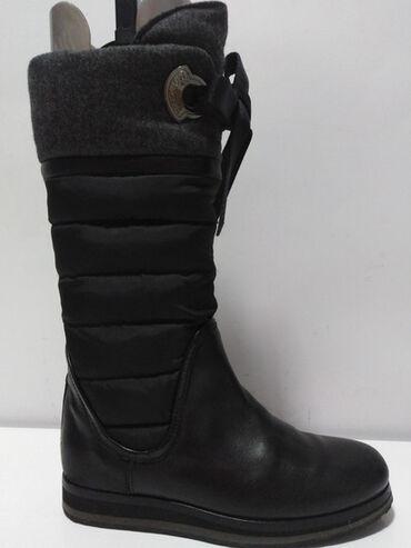 MONCLER original vrhunske čizme,izradjene od prirodne 100%kože donji