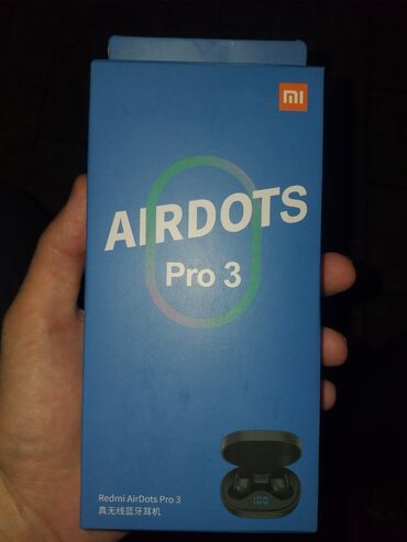 1269 объявлений: Беспроводные наушники   Airdots Pro 3  Характеристика:  - сенсорное уп