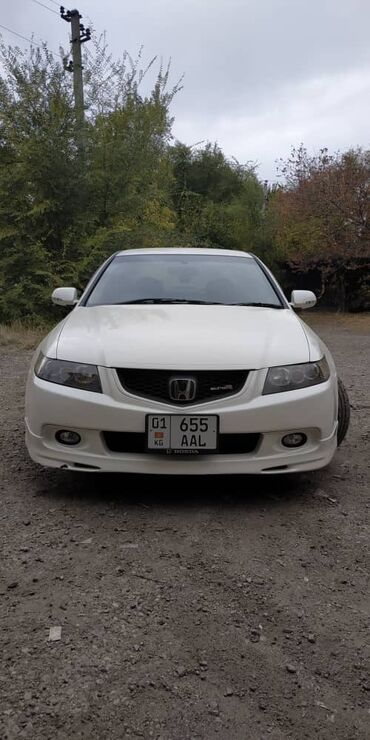 Honda Accord 2 л. 2004 | 160000 км