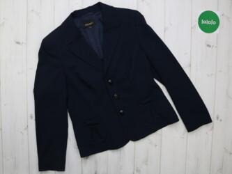 Женский брендовый пиджак Escada, р. М    Длина: 58 см Рукав: 59 см Пог