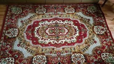 Три шерстяных ковра размер 2*3,разных в Бишкек