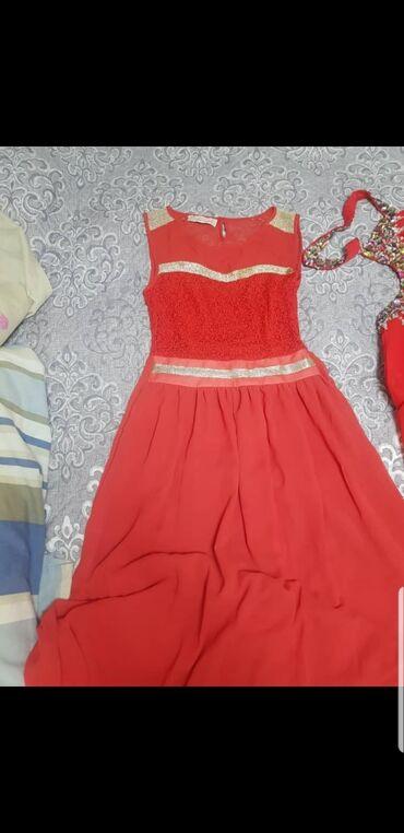 Почти новое вечернее платье недорого