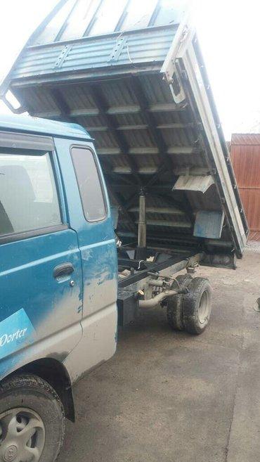 Из грузовых (портер,сапог,спринтер и т. д) делаем самосвалы. 077308285 in Бишкек