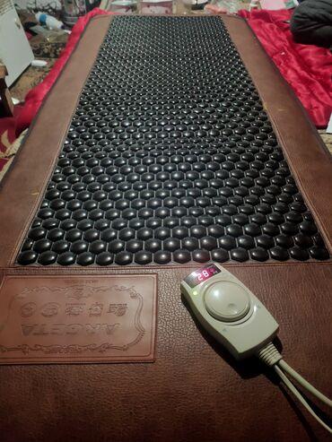 Турмалиновые коврики - Кыргызстан: Турмалиновый лечебный матрас. Производство Корея