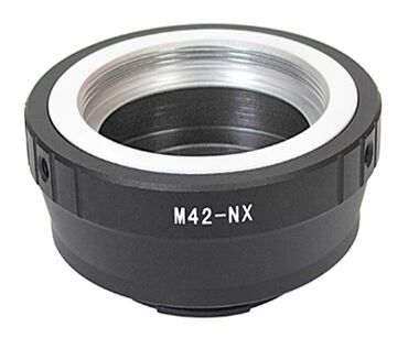 M42 переходное кольцо объектива м42 на nx samsung