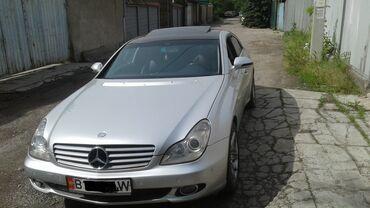 Mercedes-Benz в Кыргызстан: Mercedes-Benz CLS-Class 3.5 л. 2005 | 154444 км